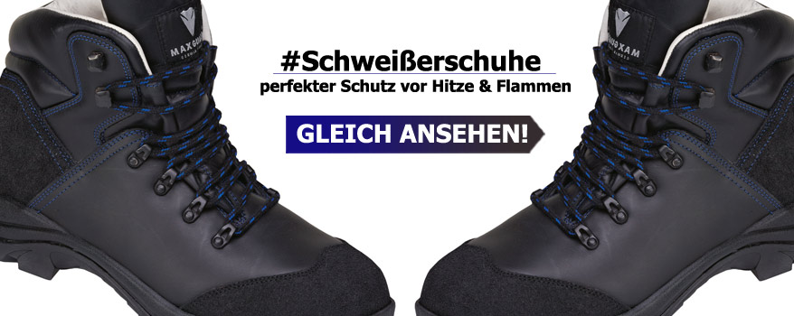 Banner Schweisserschuhe