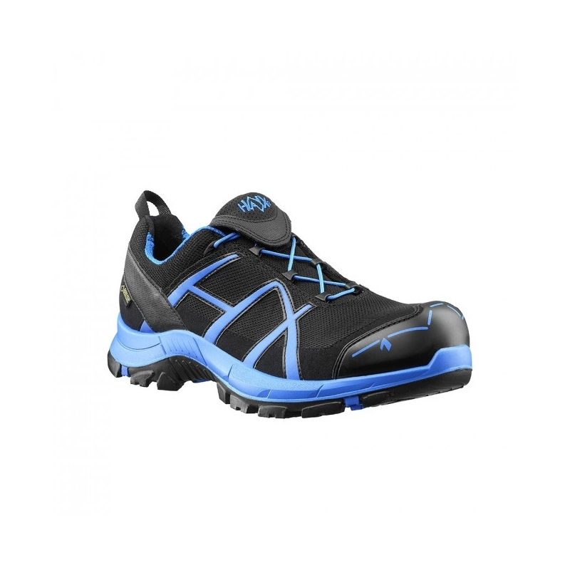 HAIX Black Eagle SAFETY 40 LOW schwarz-blau