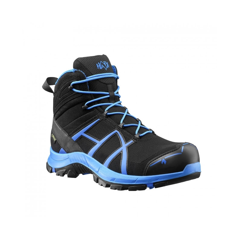 HAIX Black Eagle SAFETY 40 MID schwarz-blau