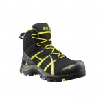 HAIX Black Eagle SAFETY 40 MID schwarz-gelb