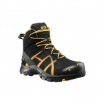 HAIX Black Eagle SAFETY 40 MID schwarz-orange