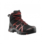 HAIX Black Eagle SAFETY 40 MID schwarz-rot