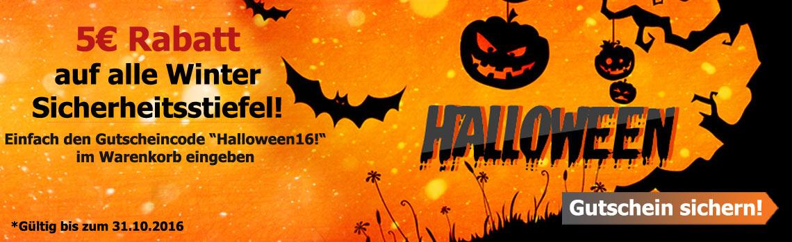 Halloween bei arbeitsschutz-direkt